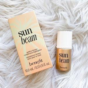 NIB Benefit Sun Beam Golden Bronze Highlighter